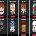 Jön a harmadik Mimobot Star Wars pendive-széria