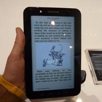 Kezemben fogtam a Galaxy Tabot
