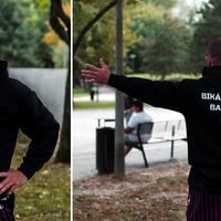 Hogyan készült a Bikás Parkos pulcsi...