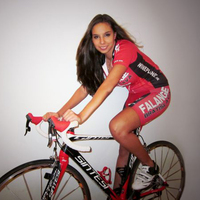 Karin, a legszebb szlovák bringás