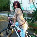 Bikegirl a Mecsekből: Zsófi