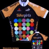 Bikegirls jersey for you!