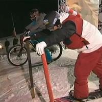 Ki a jobb? Bringával snowboard ellen