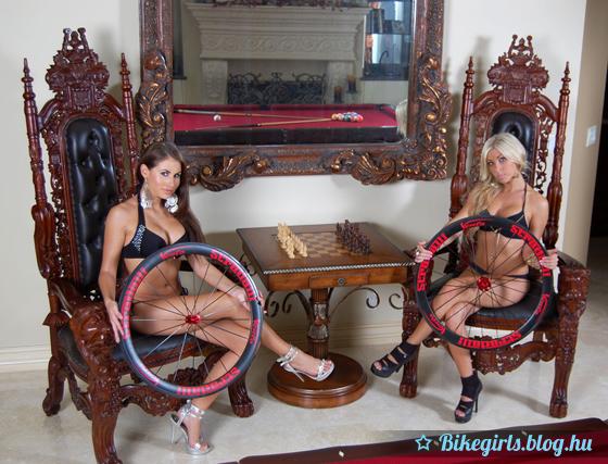 stradalli bike girls