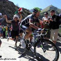 A Giro d' Italia 20. szakasza
