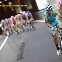 A Giro d' Italia 19. szakasza