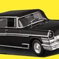 Fekete autó