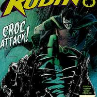 Robin 095 - Book of the Dead