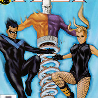 Birds of Prey 054 - Love is in the Air 02