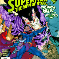 Superman: The Man of Steel 119 - Snowballs Chance