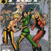 Birds of Prey 029 - History Lesson 02