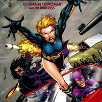 Birds of Prey - Manhunt 01