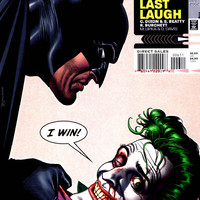 Joker: Last Laugh 06 - You Only Laugh Twice!