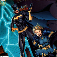 Birds of Prey 1998 - Black Canary and Batgirl