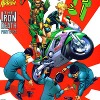 Green Arrow v2 116 - The Iron Death 02