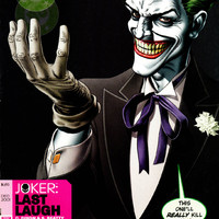 Joker: Last Laugh 01 - Stir Crazy