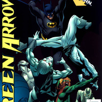 Green Arrow v2 134 - Brotherhood of the Fist 01