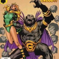 Birds of Prey 023 - The Hostage Heart 02