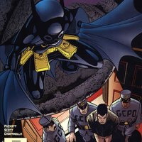 Batgirl 024 - Bruce Wayne Murderer? 02