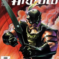Green Arrow v3 030 - Straight Shooter 05