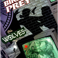 Birds of Prey - Wolves