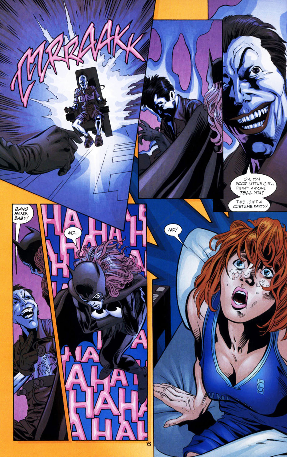 Birds Of Prey - Catwoman-Oracle 2-06 Nightmare.jpg