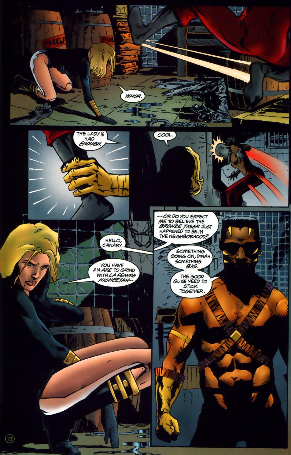 Detective Comics 723 pg19 BronzeTiger BlackCanary.jpg