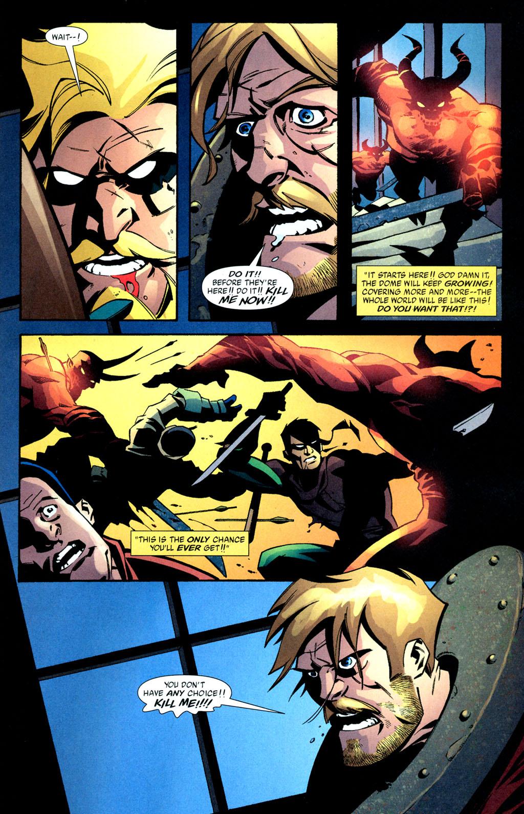 Green Arrow 39-20 Oliver Queen Connor Hawke Albert Davis.jpg