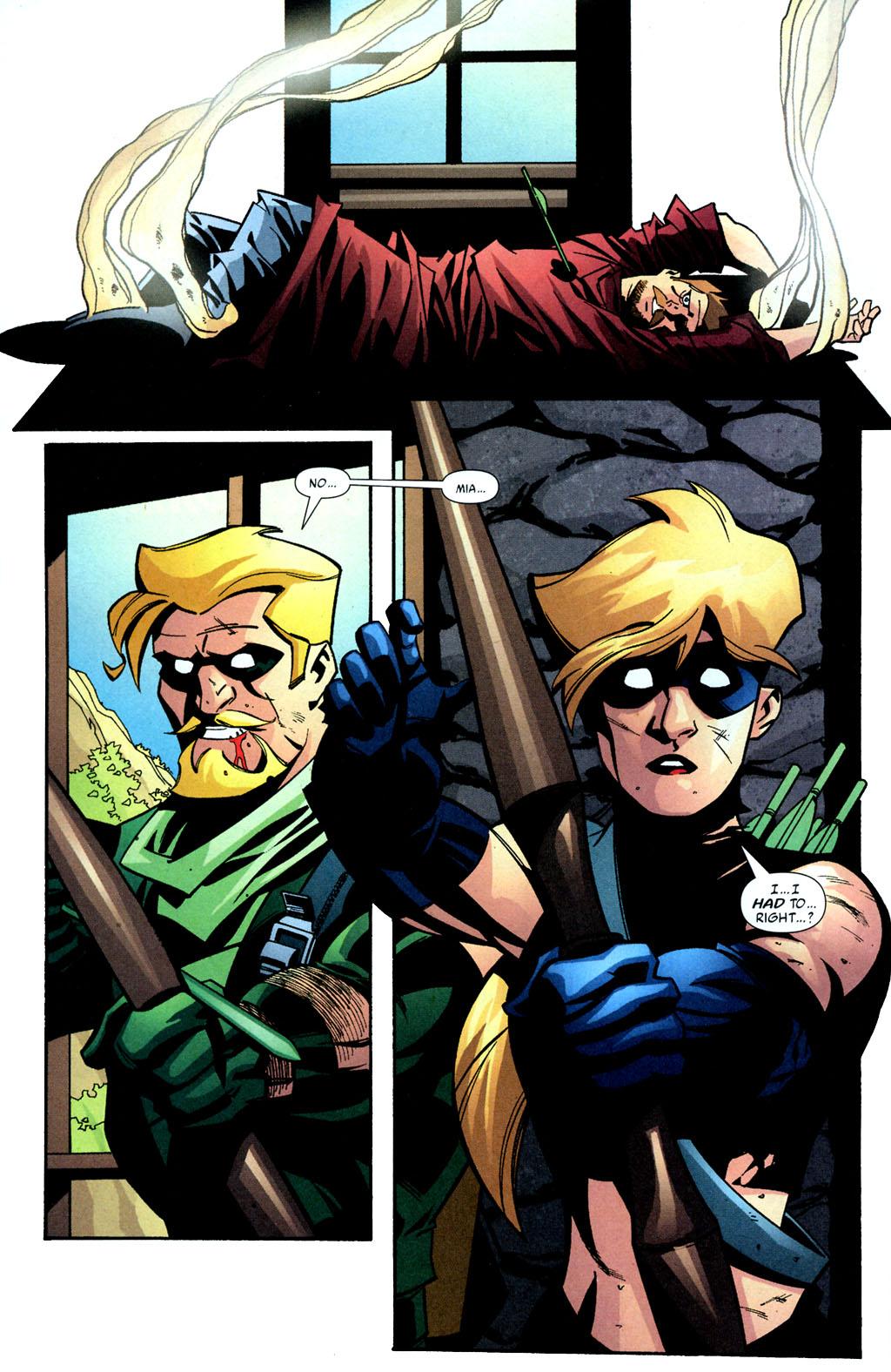 Green Arrow 39-22 Oliver Queen Mia Dearden Speedy.jpg