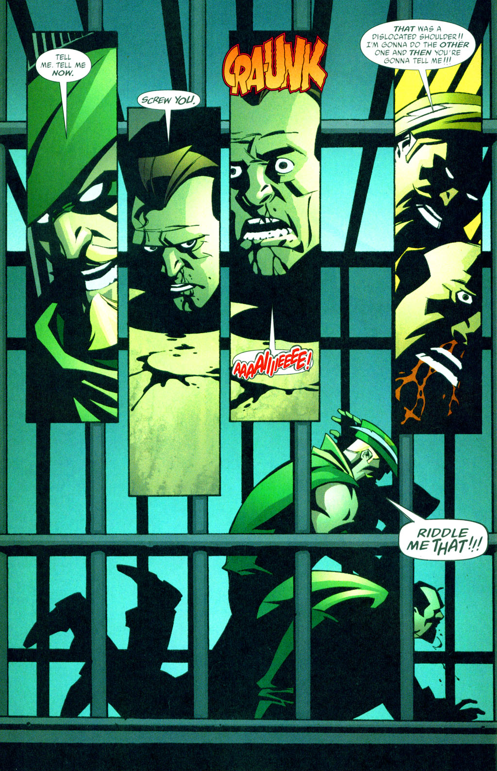 green arrow v2 37 - 18 Oliver Queen Riddler Rébusz.jpg