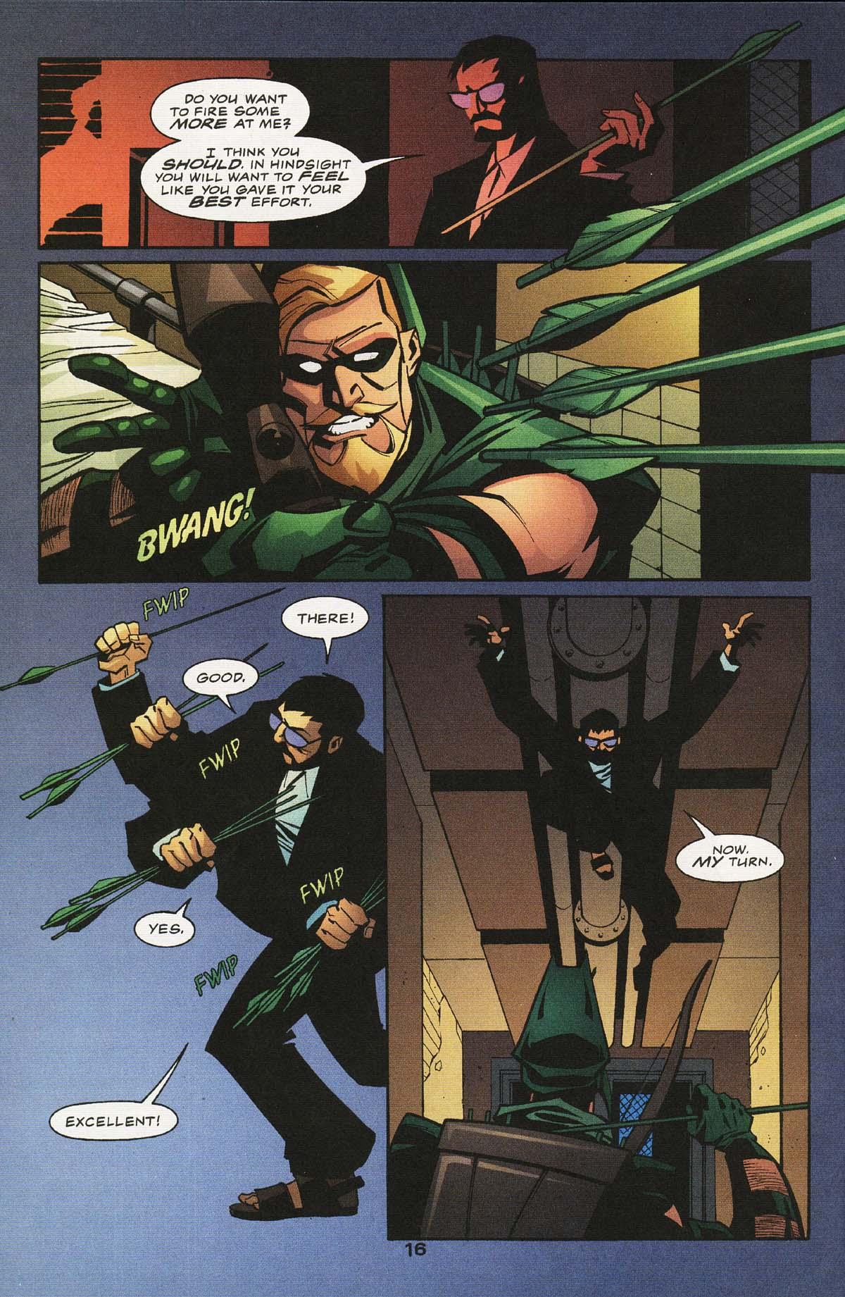 Green Arrow v4 028-16 Oliver Queen Constantine Drakon.JPG