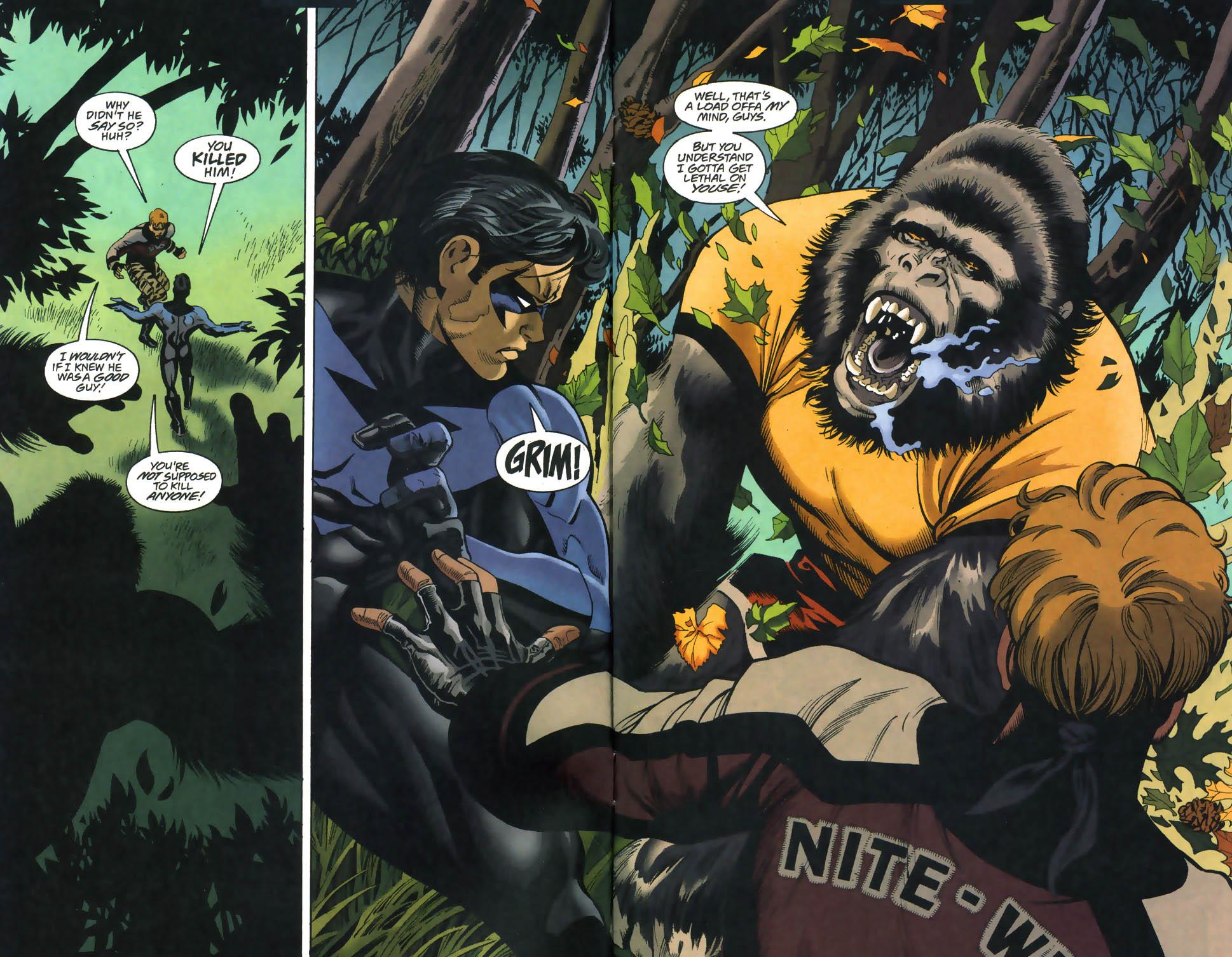 Nightwing 46 pg02 Gorilla Grimm.jpg