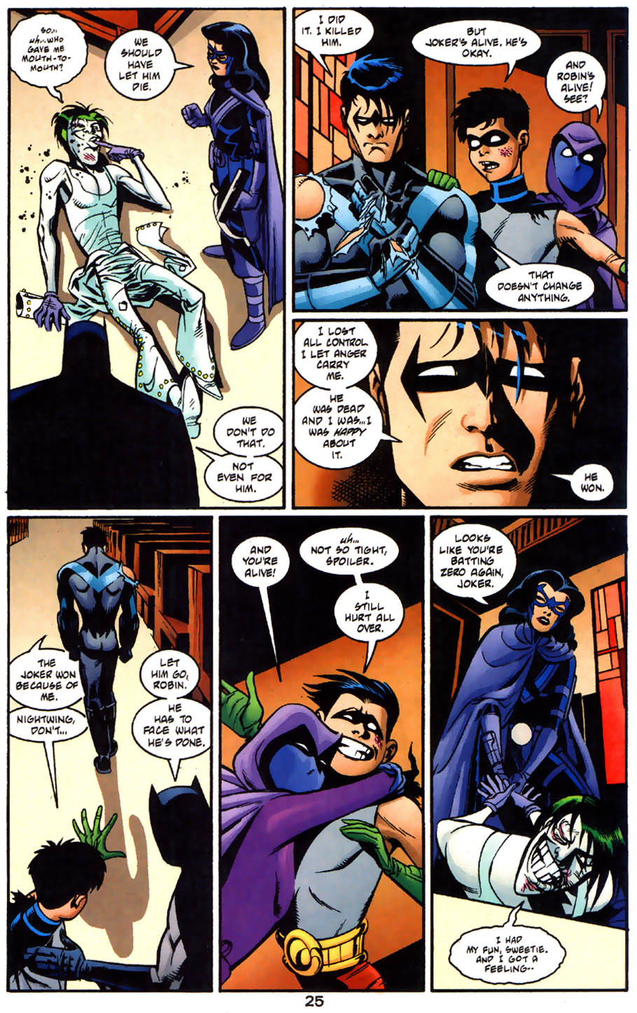 Joker - Last Laugh 6 pg24NightwingRobinHuntressSpoile.jpg