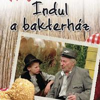 Rideg Sándor: Indul a bakterház (könyvajánló)