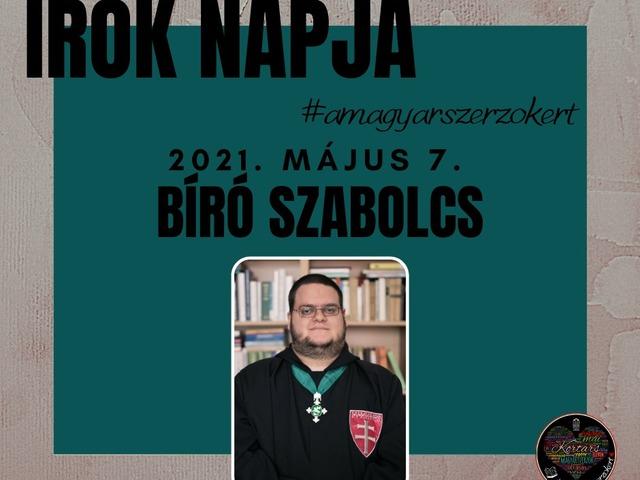 """Interjú """"A magyar szerzőkért"""" oldalán"""