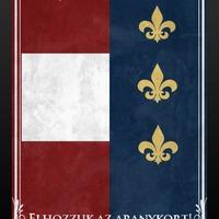 Hétvégén létrejött a Csallóközi Anjou Károly Bandérium!