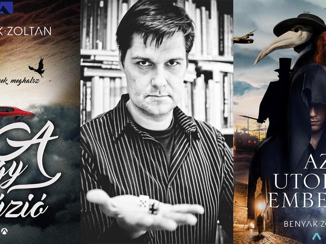 Ki az a Benyák Zoltán, avagy hol terem a magyar mágikus realizmus?
