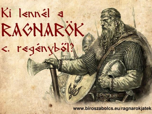 Ki lennél a Ragnarökből? (Online játék)