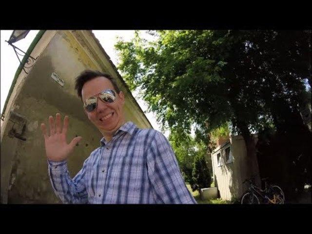 Székirodalom vlog #036: Mi folyik itt Kőszegen?!