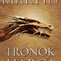 George R. R. Martin: Trónok harca (könyvajánló)