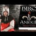 Anjouk - Liliom és vér (könyvtrailer)