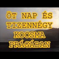 Székirodalom vlog #024: Öt nap és tizennégy kocsma Prágában