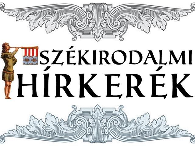 Székirodalmi hírkerék – 2021/I. (tavasz)