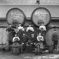 A leghíresebb borászatok a háború előtt