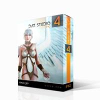 Ingyen 3D szoftver a DAZ3D-től