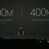 Google I/O 2012 első keynote