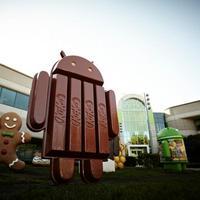 Kit Kat néven fut az Android 4.4