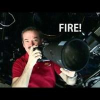 Így készülnek a fényképek az ISS-en