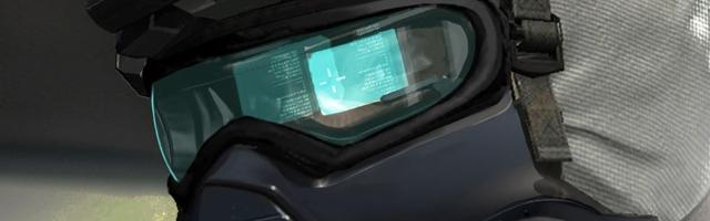 Head Mounted Display egy játékból