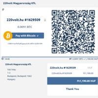 Hogyan történik egy Bitcoin-os vásárlás?
